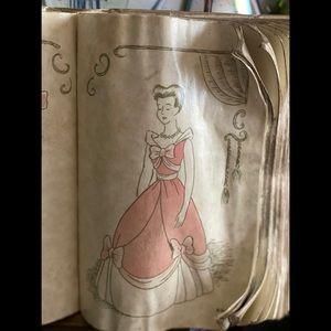 Walt Disney Other - WDCC Cinderella sewing book